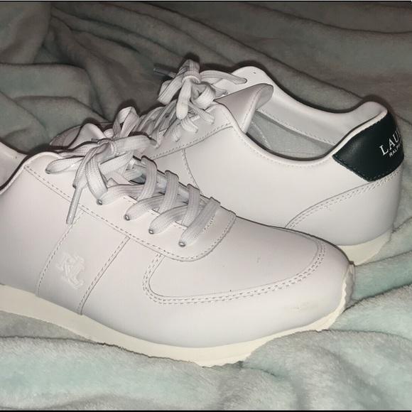Ralph Lauren Shoes - woman's ralph lauren sneakers